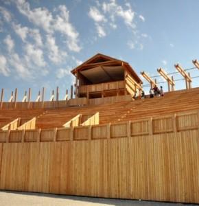 Projekat rekonstrukcije i konstrukcije amfiteatra na Viminacijumu