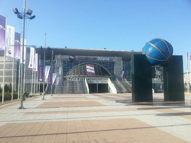 Spomenik košarke – Beogradska Arena