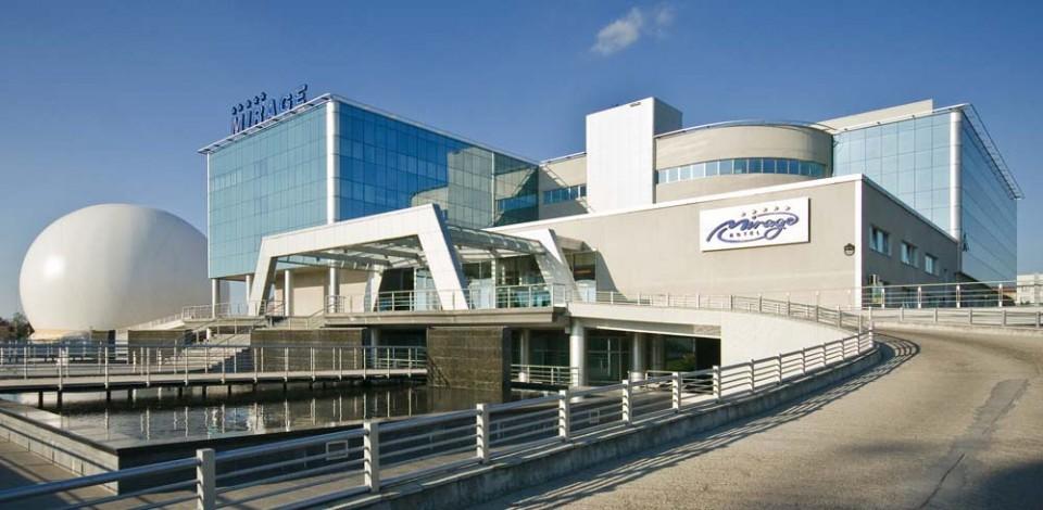Hotel Mirage (Kazanj – Rusija)