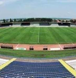 """Projekat statičkog proračuna konstrukcije tribina Stadiona """"FK Karaburma"""""""